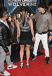 Apl.de.ap,Fergie & Taboo of The Black Eyed Peas at The Twentieth Century Fox L.A. Screening of X-Men Origins - Wolverine held at The Grauman's Chinese Theatre in Hollywood, California on April 28,2009                                                                     Copyright 2009 Debbie VanStory/RockinExposures