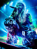 Rob Zombie at the Civic