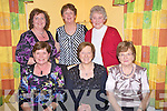 Enjoying Women's Christmas in Darby O'Gills, Killarney on Thursday night were Kathleen O'Sullivan, Alice O'Sullivan, Mary Kelly, Catherine Coffey, Ann Cremin and Eileen Coffey.