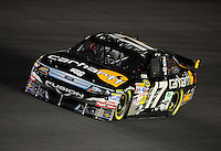 Oct. 15, 2009; Concord, NC, USA; NASCAR Sprint Cup Series driver Matt Kenseth during qualifying for the Banking 500 at Lowes Motor Speedway. Mandatory Credit: Mark J. Rebilas-