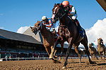 August 22, 2020: Sea Foam #3, ridden by Joel Rosario, wins the 8th race on  The FourStarDave day at Saratoga Race Course in Saratoga Springs, New York. Rob Simmons/CSM