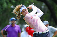 Brooke M. Henderson (CAN) watches her tee shot on 1 during round 4 of the 2019 US Women's Open, Charleston Country Club, Charleston, South Carolina,  USA. 6/2/2019.<br /> Picture: Golffile | Ken Murray<br /> <br /> All photo usage must carry mandatory copyright credit (© Golffile | Ken Murray)
