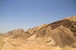 Israel, Negev, a view of Hatzera ridge