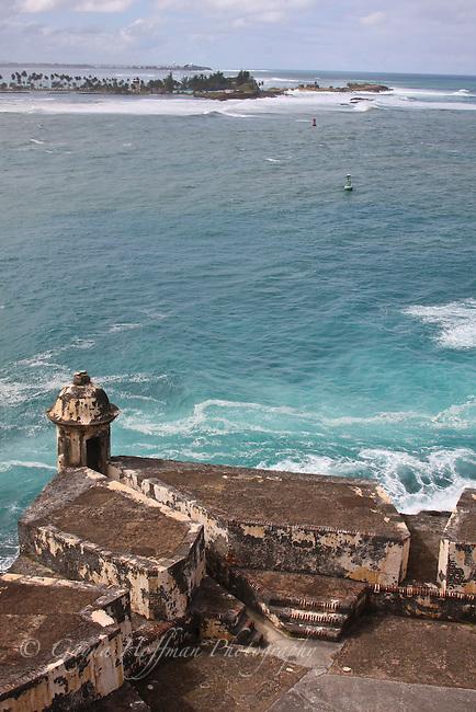 View from San Felipe del Morro, San Juan, PR