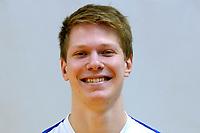GRONINGEN - Volleybal, selectie Lycurgus 2018-2019, 26-09-2018,  Lycurgus speler Geoffrey van Gent