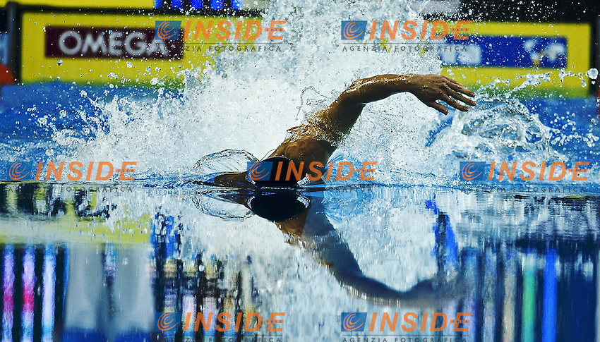 Cesar CIELO FILHO Brazil.Men's 100m Freestyle - Swimming / Nuoto.Shanghai 27/7/2011 .14th FINA World Championships.Foto Giorgio Scala Insidefoto