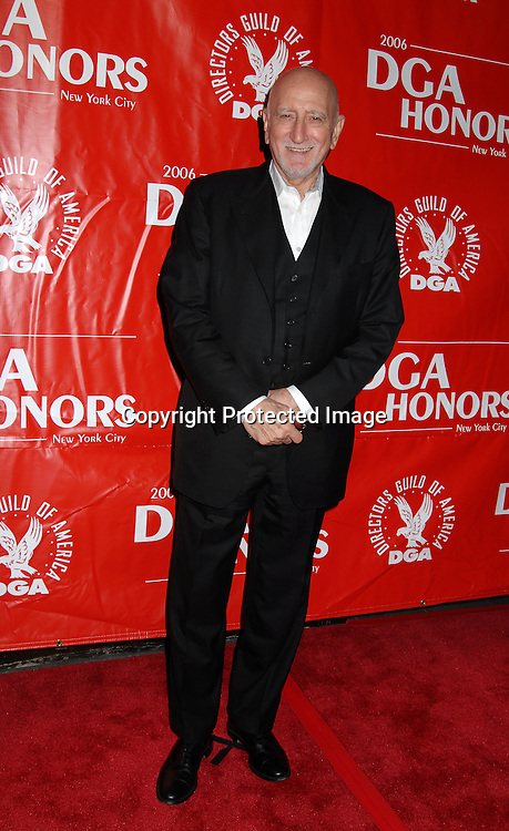 Dominic Chianese..arriving at The DGA Honors, which honors outstanding individuals and institutions to the film and television    industry, on October 12, 2006 at The Directors Guild of ..America Theatre in New York City. ..Robin Platzer, Twin Images..