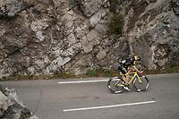 Niccolò Bonifazio (ITA/Direct Energie)<br /> <br /> Stage 8: Nice to Nice (110km)<br /> 77th Paris - Nice 2019 (2.UWT)<br /> <br /> ©kramon