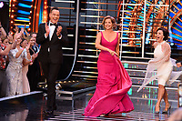 "Craig Revel-Horwood, Dame Darcey Bussell and Shirley Ballas<br /> at the launch of ""Strictly Come Dancing"" 2018, BBC Broadcasting House, London<br /> <br /> ©Ash Knotek  D3426  27/08/2018"