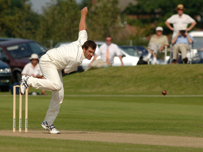 Photo: Henry Browne..Norfolk CC v Wiltshire CC. MCCA Knockout Trophy Final..31/08/2005...James Golding.
