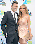 Bill Rancic and Giuliana Rancic attends The 2012 Do Something Awards at the Barker Hangar in Santa Monica, California on August 19,2012                                                                               © 2012 DVS / Hollywood Press Agency