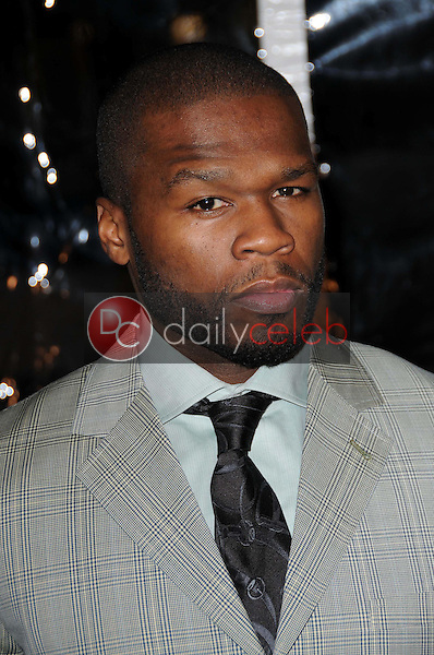 50 Cent <br /> at the Los Angeles Premiere of 'The Wrestler'. The Academy Of Motion Arts &amp; Sciences, Los Angeles, CA. 12-16-08<br /> Dave Edwards/DailyCeleb.com 818-249-4998