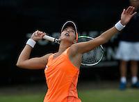 Netherlands, Den Bosch, 16.06.2014. Tennis, Topshelf Open, Garbine Muguruza (ESP)<br /> Photo:Tennisimages/Henk Koster