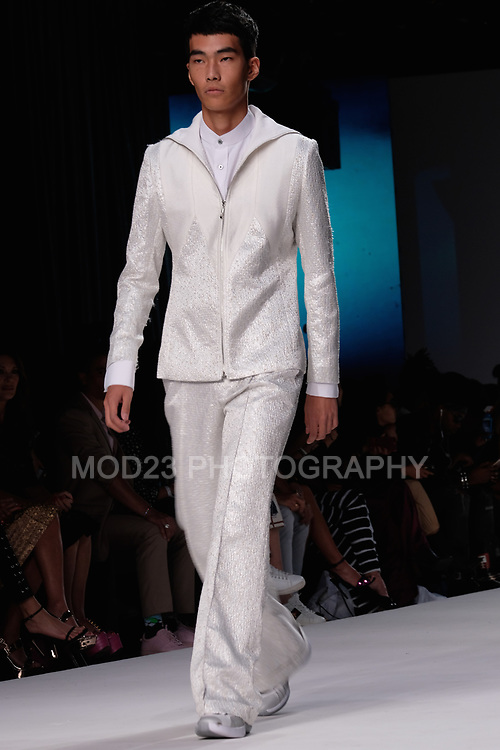 Malan BretonBreton Spring/Summer 2018 at Style Fashion Week New York