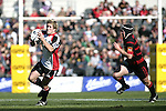 James Maher during the Ranfurly Shield challenge against Canterbury at Jade Stadium on the 10th of September 2006. Canterbury won 32 - 16.