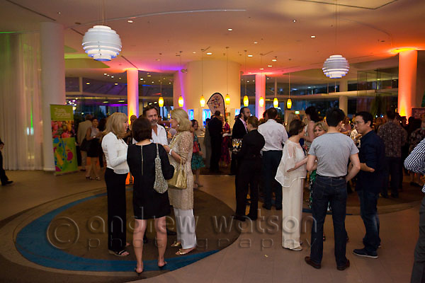 Cosmetex 2012 Conference, Cairns.  Welcome Reception, HIlton Cairns, 2 May 2012.