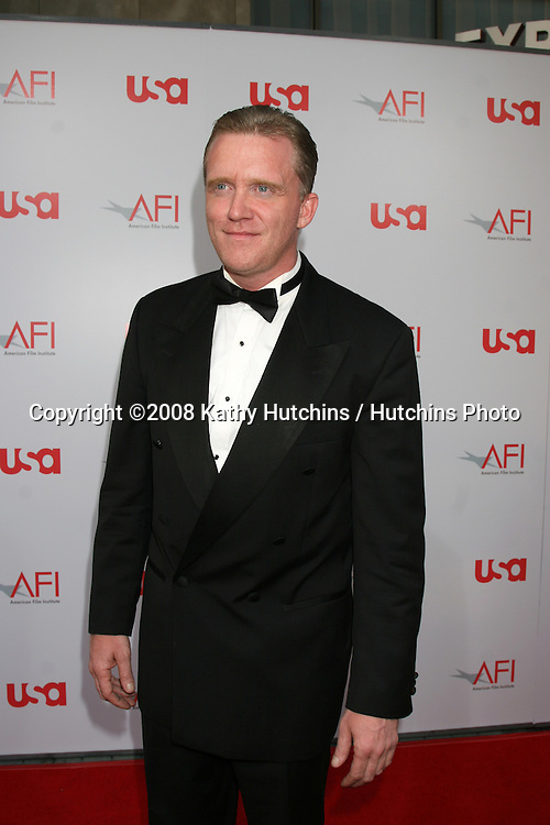 Anthony Michael Hall arrives at the AFI Salute to Warren Beatty at the Kodak Theater in Los Angeles, CA.June 12, 2008.©2008 Kathy Hutchins / Hutchins Photo .