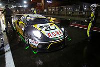 #98 ROWE RACING (DEU) PORSCHE 911 GT3 R SVEN MULLER (DEU) ROMAIN DUMAS (FRA) MATHIEU JAMINET (FRA)