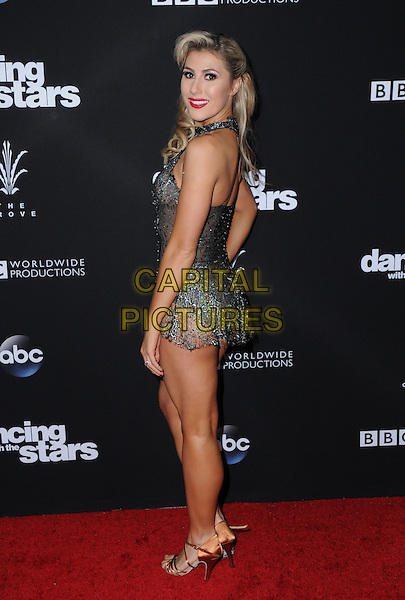 22 November 2016 - Los Angeles, California. Emma Slater. ABC's &quot;Dancing With The Stars&quot; Season 23 Finale held at The Grove. <br /> CAP/ADM/BT<br /> &copy;BT/ADM/Capital Pictures