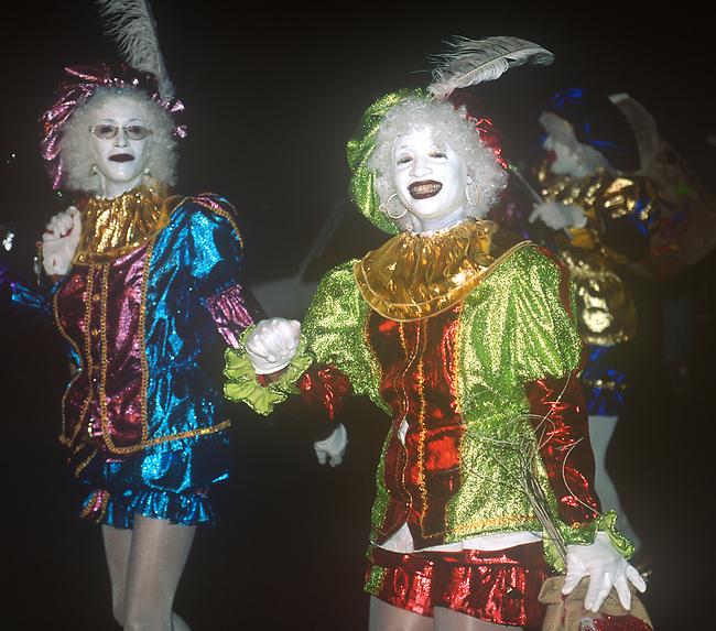 Mardi Gras, Curacao, Caribbean.