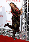 """WESTWOOD, CA. - December 16: Actress Kim Coles arrives at the Los Angeles premiere of """"Seven Pounds"""" at Mann's Village Theater on December 16, 2008 in Los Angeles, California."""