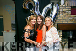 At The  Class of 1987  Balloonagh Secondary School Class reunion at The Ashe Hotel on Saturday were Siobhan Hussey, Moira McMahon and Eva Kirby