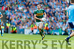 David Moran, Kerry during the GAA Football All-Ireland Senior Championship Final match between Kerry and Dublin at Croke Park in Dublin on Sunday.