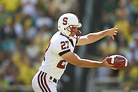 2 September 2006: Jay Ottovegio during Stanford's 48-10 loss to the Oregon Ducks at Autzen Stadium in Eugene, OR.
