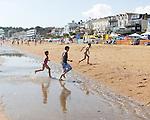 2014-07-26 - Sandown Beach life
