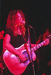 Various live photographs of Sheryl Crow