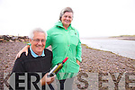 Ballinskelligs couple Harry and Ann Perry's message in a bottle finds its way to the Isle of Mull in Scotland, the message which was thrown into the tide at the mouth of the Inny River on the 8th of December took just 22 days to reach Scotland.