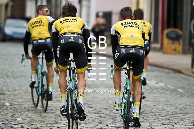2016 Tour of Britain<br /> Stage 2, Carlisle to Kendal<br /> 5 September 2016<br /> Lotto Jumbo