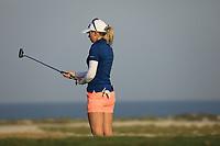 Jody Ewart Shadoff (ENG) during the first round of the Fatima Bint Mubarak Ladies Open played at Saadiyat Beach Golf Club, Abu Dhabi, UAE. 10/01/2019<br /> Picture: Golffile | Phil Inglis<br /> <br /> All photo usage must carry mandatory copyright credit (© Golffile | Phil Inglis)