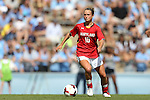 06 October 2013: Maryland's Riley Barger. The University of North Carolina Tar Heels hosted the University of Maryland Terrapins at Fetzer Field in Chapel Hill, NC in a 2013 NCAA Division I Women's Soccer match. UNC won the game 3-1.