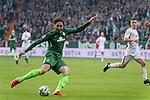15.04.2018, Weser Stadion, Bremen, GER, 1.FBL, Werder Bremen vs RB Leibzig, im Bild<br /> <br /> <br /> Ishak Belfodil (Werder #29)<br /> Foto &copy; nordphoto / Kokenge