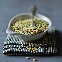 Gastronomie Générale: Pois cassés  - Stylisme : Valérie LHOMME
