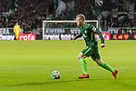 11.02.2018, Weserstadion, Bremen, GER, 1.FBL, SV Werder Bremen vs VfL Wolfsburg<br /> <br /> im Bild<br /> Florian Kainz (Werder Bremen #7) am Ball,  <br /> <br /> Foto &copy; nordphoto / Ewert