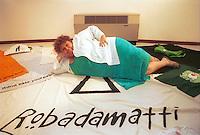 "- ""Roba da Matti"", artisan cooperative of customers of  psychiatric services of the Udine province....- ""Roba da Matti"", cooperativa artigiana di utenti dei servizi psichiatrici  della provincia di Udine"
