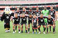D.C. United forward starting eleven. D.C. United tied The Philadelphia Union 1-1 at RFK Stadium, Saturday August 19, 2012.