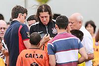 SÃO PAULO, SP, 21.11.2015 - FUTEBOL-CORINTHIANS - Cassio durante treino do Corinthians no CT Joaquim Grava na região leste da cidade de São Paulo neste sábado, 21. (Foto: Vanessa Carvalho/Brazil Photo Press)