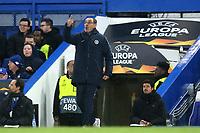 Chelsea Manager, Maurizio Sarri during Chelsea vs Dynamo Kiev, UEFA Europa League Football at Stamford Bridge on 7th March 2019