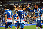 League Santander 2017-2018 - Game: 4.<br /> RCD Espanyol vs Celta: 2-1.