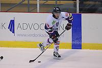 IJSHOCKEY: HEERENVEEN: Thialf IJsstadion, 22-09-2012, Oefenwedstrijd Friesland Flyers - Frankfurt Löwen, Eindstand 2-3, Tony Ras (#94), ©foto Martin de Jong