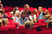 Nederland, Utrecht, 30 oktober 2014. Het 34ste Nederlands Film Festival 2014. Schoolvoorstelling Loenatik, te Gek! in Wolff City. Foto: 31pictures.nl / The Netherlands, Utrecht, 30 September 2014. The 34rd Netherlands Film Festival 2014. Photo: 31pictures.nl / (c) 2014, www.31pictures.nl