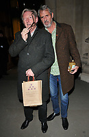 Adrian Dunbar and Neil Morrissey at the &quot;The Adoration Trilogy: Searching For Apollo&quot; by Alistair Morrison opening gala, Victoria &amp; Albert Museum, Cromwell Road, London, England, UK, on Monday 13 November 2017.<br /> CAP/CAN<br /> &copy;CAN/Capital Pictures