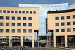 Modern architecture Twynstra Gudde management consultants offices, Amersfoort, Netherlands