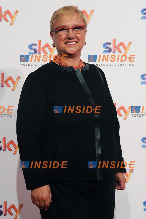 Lidia Bastianich <br /> Milano 10/09/2014 Sky Tv / Fox Italy - 2014/2015 season presentation  <br /> foto Andrea Ninni/Image/Insidefoto