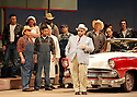 2007 - THE ELIXER OF LOVE - Steven Condy as Dulcamara (in car) in Opera Pacific's production of The Elixir of Love at Segerstrom Hall, Orange County Performing Arts Center.
