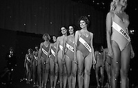 Miss America pageant in the 70's