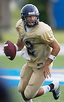Florida International University (FIU) Football Pre-Season Scrimmage on Sunday, August 20, 2006 in Miami, Florida.